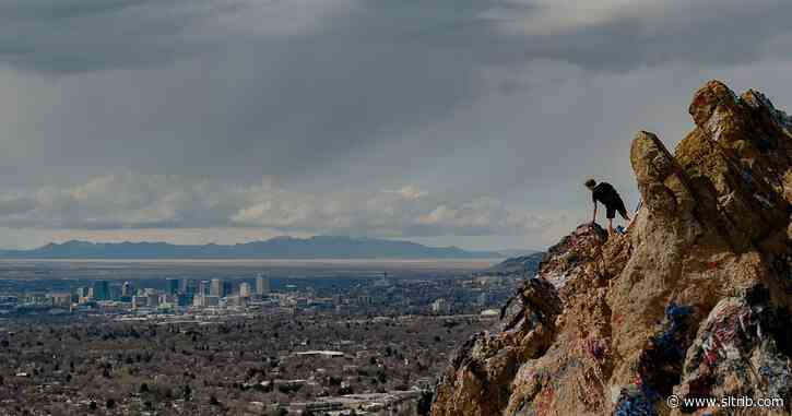 'I feel like hiking is a safe option' — Utah's hills are alive with hikers, all keeping their distance, in age of coronavirus