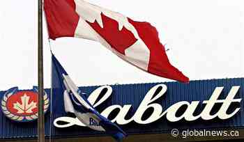 Labatt switching production to hand sanitizer to help fight COVID-19