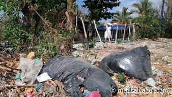 Habitantes de Barahona piden a alcalde de San Pedro Masahuat que cumpla promesa de introducción del tren de aseo - elsalvador.com