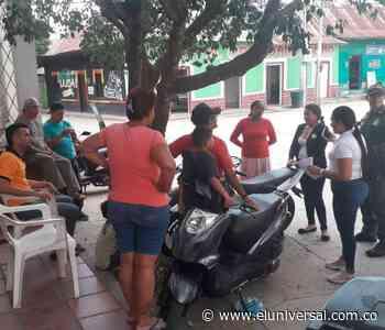 En El Guamo implementan medidas contra el COVID-19 - El Universal - Colombia