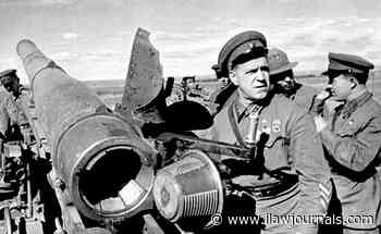 The battle of Khalkhin Gol: the first triumph Zhukov - International Law Lawyer News