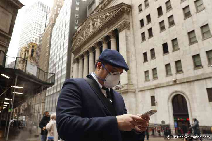 Wall Street stares down another bleak week, with coronavirus risks amplified