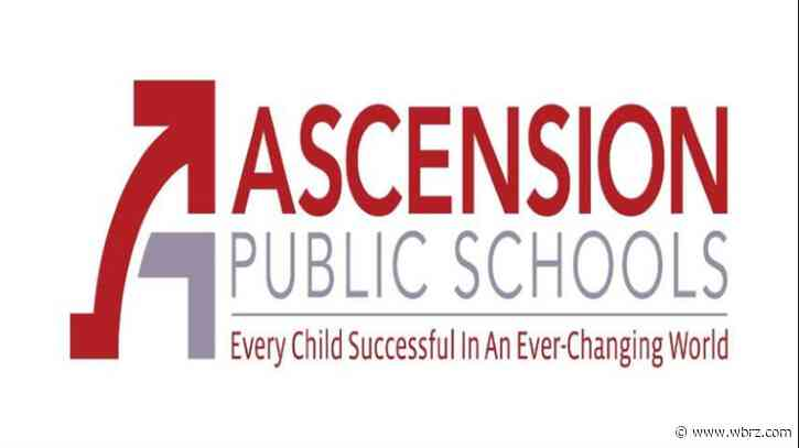 Ascension Public Schools responds to governor's stay-at-home order