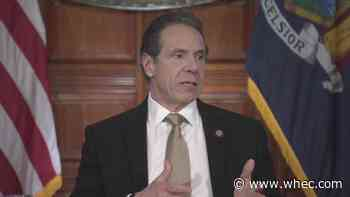 Cuomo chides New Yorkers for ignoring social distancing