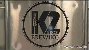 K2 Brothers Brewing offering curbside pickup