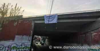 Colocan 4 'narcomantas' en Cuernavaca, Temixco y Xochitepec - Diario de Morelos