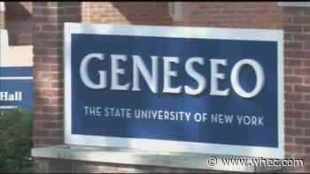 SUNY Geneseo cancels commencement ceremonies
