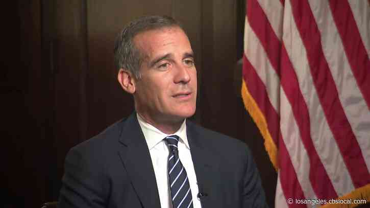 Garcetti: More Masks Ordered, Testing Portal To Be Rolled Out