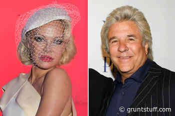 Shock! Pamela Anderson secretly marries producer Jon Peters - Gruntstuff