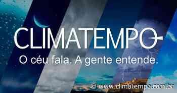 Chuva forte em Bom Jesus da Lapa (BA) - Climatempo Meteorologia - Notícias sobre o clima e o tempo do Brasil