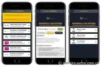 Pymes cuentan con nueva App para hacer Networking desde su casa - Extra Palmira