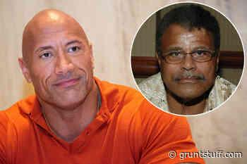 Dwayne 'The Rock' Johnson reveals father Rocky Johnson's cause of death - Gruntstuff