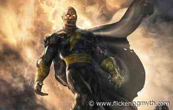 Black Adam discussions started back in 2008, says Dwayne Johnson - Flickering Myth
