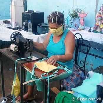 Costureras de Camatagua elaboran tapabocas para el pueblo - Diario El Siglo