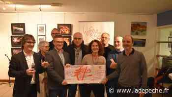Verdun-sur-Garonne. Un chèque pour la MJC - ladepeche.fr