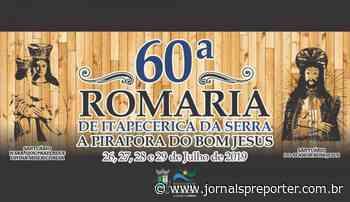 Itapecerica da Serra : Saída da Romaria para Pirapora do Bom Jesus será na sexta-feira, 26 - Jornal SP Repórter - Jornal SP Repórter News