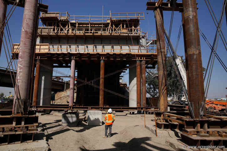 California's bullet train farce keeps stumbling on
