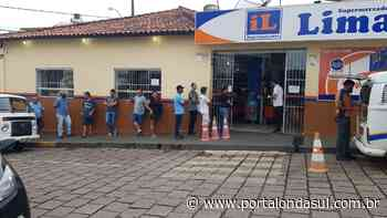 Estabelecimentos de Carmo do Rio Claro, adotam prevenção contra o coronavírus - Portal Onda Sul