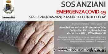 Ittiri: attivo il servizio SOS Anziani - BuongiornoAlghero.it