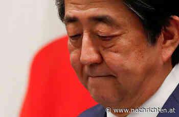 """Shinzo Abe: Olympia-Verschiebung könnte """"unvermeidbar"""" werden - nachrichten.at"""