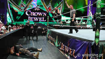 WWE dá novas instruções de contagem aos árbitros - Wrestling PT
