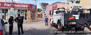 """Llega """"Yucatán Seguro"""" con cámaras en Oxkutzcab - El Diario de Yucatán"""