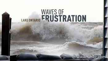 Waves of frustration: Tracking Lake Ontario water levels