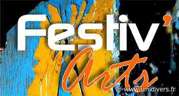 Festiv'Arts Complexe Michel Adam,Octeville-sur-Mer 11 avril 2020 - Unidivers