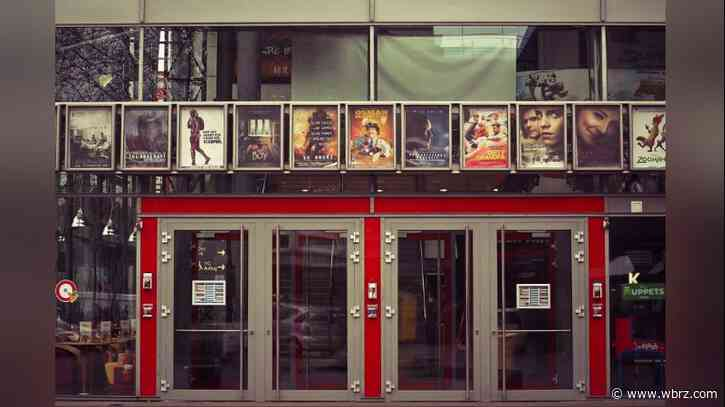 As Hollywood reels from losses, cinemas in China begin to reopen
