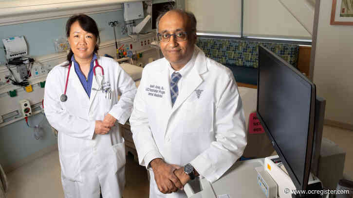 UCI researchers will test former Ebola drug as part of coronavirus clinical trial