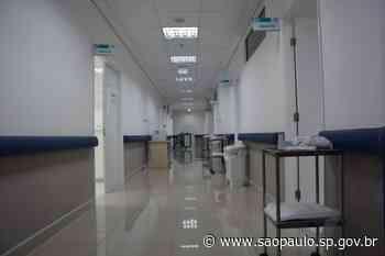 HC de Botucatu tem área exclusiva para atender pacientes com sintomas gripais leves - Portal do Governo do Estado de São Paulo
