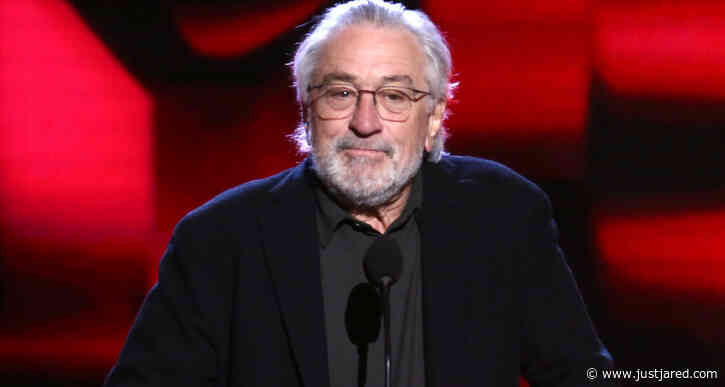 Robert De Niro Tells Everyone To Stay Home During Worldwide Crisis: 'I'm Watching You'