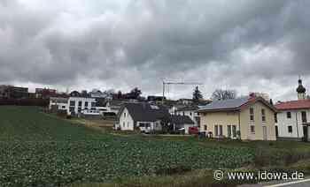 Niederviehbach - Neues Wohnbaugebiet in Oberviehbach - Dingolfinger Anzeiger