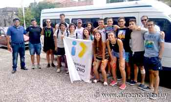 Voleibol de Durazno participó en Paso de los Toros - duraznodigital.uy