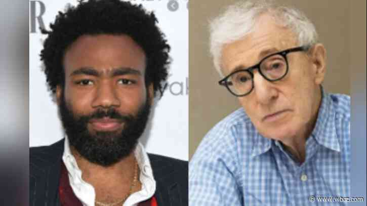 Donald Glover releases new album and Woody Allen's memoir becomes available to readers