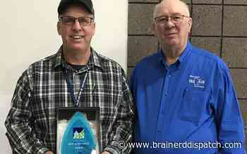 East Gull Lake public works director honored by rural water association - Brainerd Dispatch