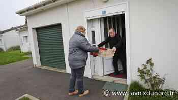 Comment Libercourt assure portage de repas, soutien administratif, aide aux plus isolés… - La Voix du Nord