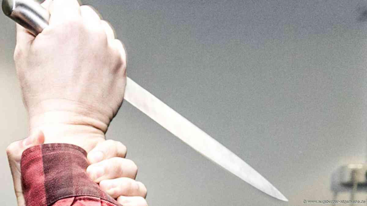 34-Jähriger rammt einem Mann ein Messer in den Bauch - Augsburger Allgemeine