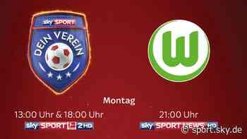 VfL Wolfsburg: Das Vereins-Update mit Marcel Schäfer und Daniel Ginczek - Sky Sport