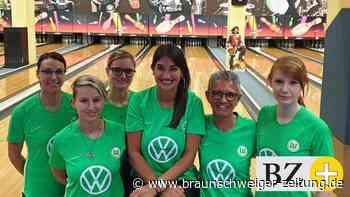 Der VfL Wolfsburg landet auf Platz 3 - Braunschweiger Zeitung