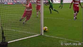 Bundesliga Highlights: VfL Wolfsburg - FC Bayern München im April 2009 - Sky Sport