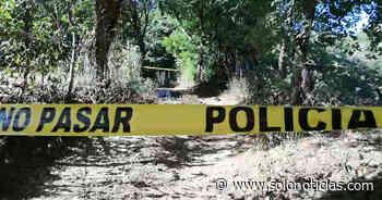 Nacionales 2020-01-12 Hallan cadáver de un hombre en Moncagua, San Miguel - Solo Noticias El Salvador