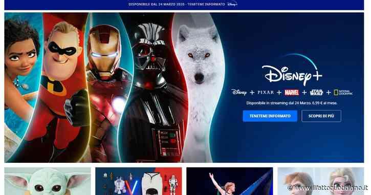 Disney + arriva domani in Italia. Dai film in catalogo al costo degli abbonamenti (da condividere): tutto quello che c'è da sapere