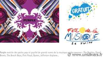 Fête de la musique 2020 à 16h La Tuilerie 21 juin 2020 - Unidivers