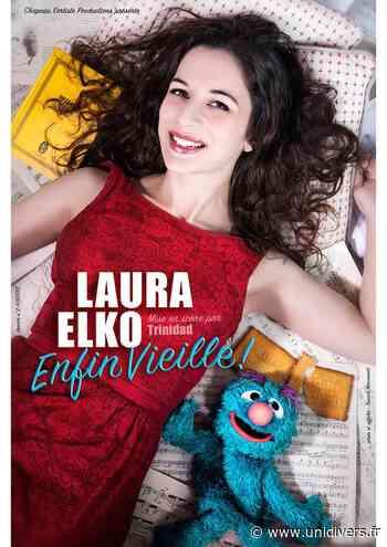 Laura Elko L'espace Culturel « La Tuilerie » à Saint-Witz 25 avril 2020 - Unidivers