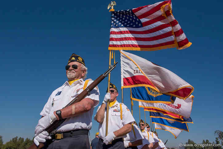 Petitions filed for Irvine veterans cemetery's second go at the ballot