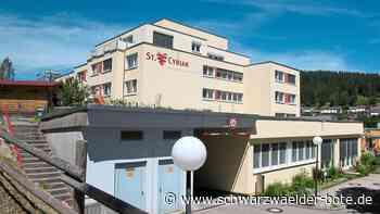 Furtwangen: In St. Cyriak gilt ein Zutrittsverbot - Furtwangen - Schwarzwälder Bote