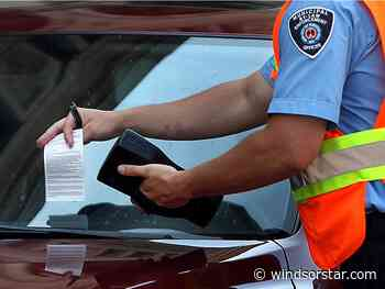 City of Windsor relaxes parking enforcement during COVID-19 crisis