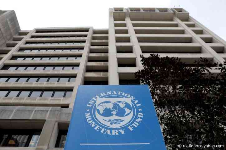 IMF sees pandemic causing global recession in 2020; recovery in 2021