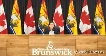 New Brunswick has no new cases of coronavirus, majority of businesses complying to orders